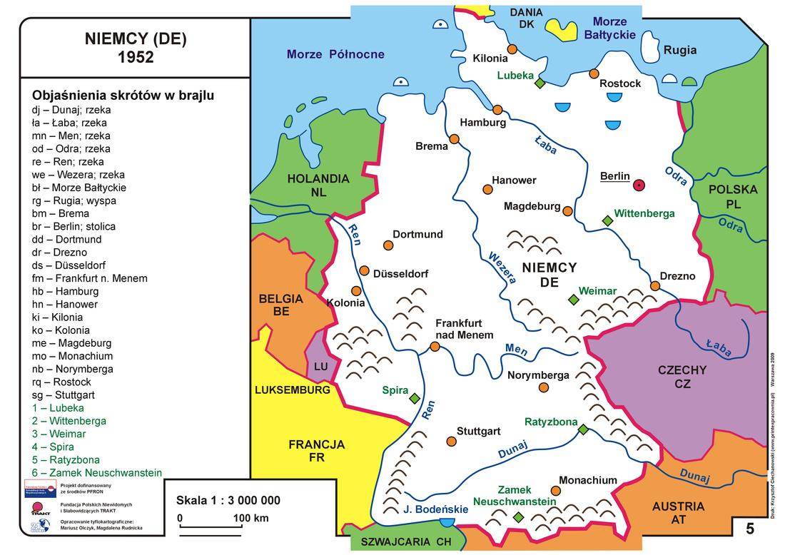Granice Polska Niemcy
